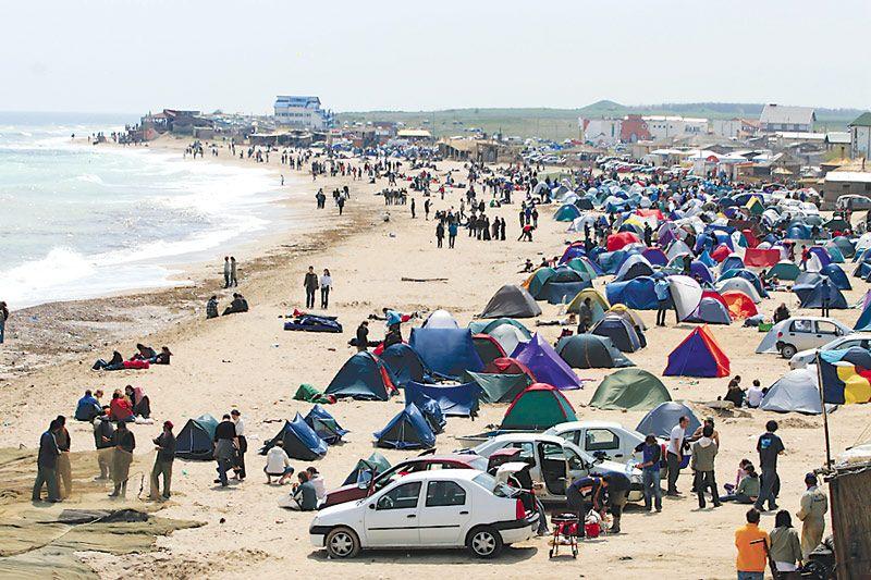 1 mai litoral