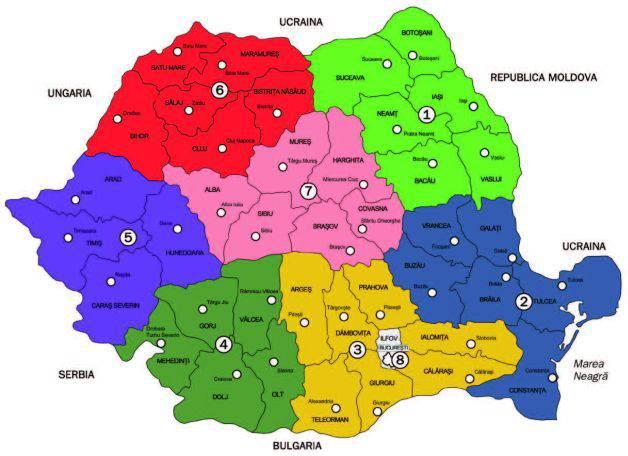 regionalizare doi
