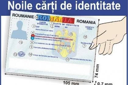 carti de identitate mai 2013