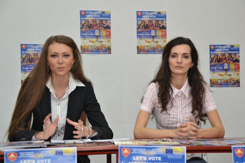 tinerii si alegerile euro