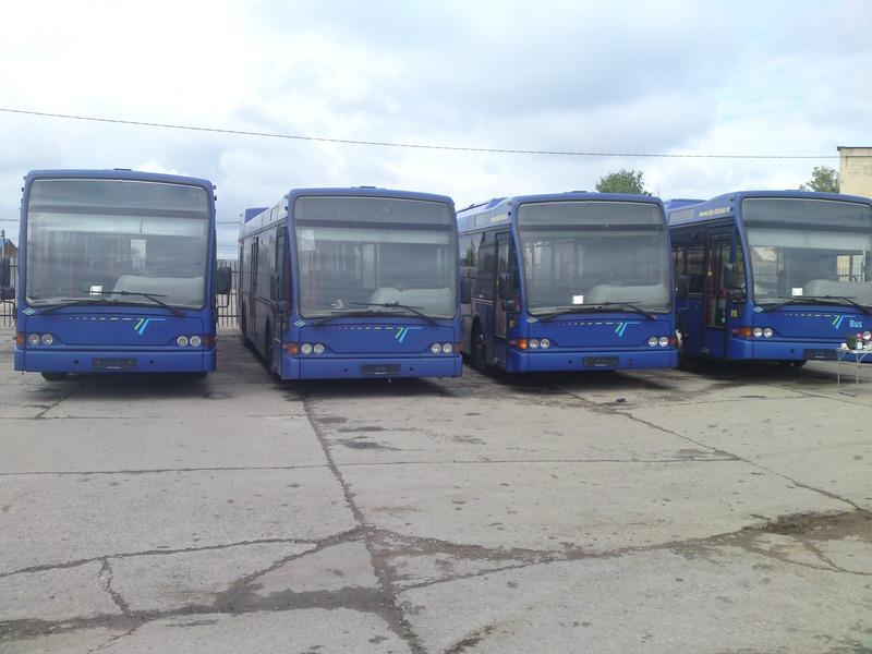 autobuze second hand 40