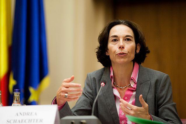 ANDREA SCHAECHTER - FMI - CONFERINTA DE PRESA