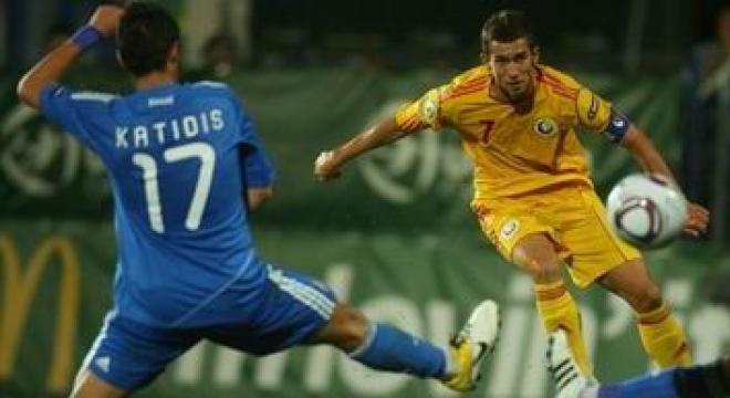 grecia - romania 3-1
