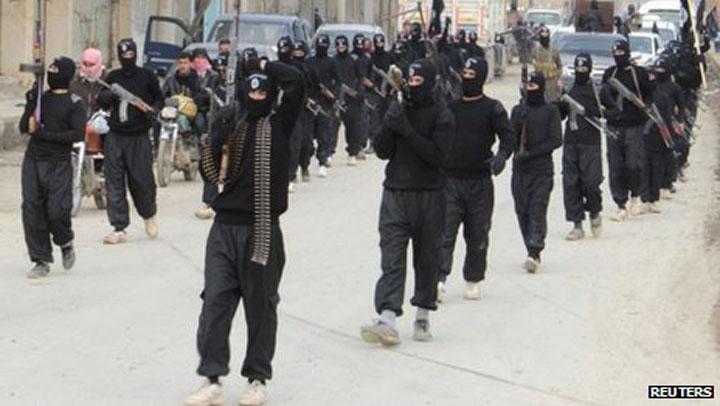 ISIS-siria