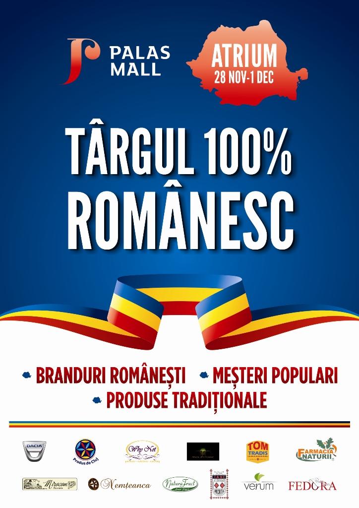 PALAS SĂRBĂTOREŞTE ZIUA NAŢIONALĂ A ROMÂNIEI CU EVENIMENTE TRADIŢIONALE