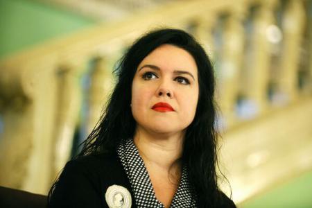 Soprana Irina Iordachescu