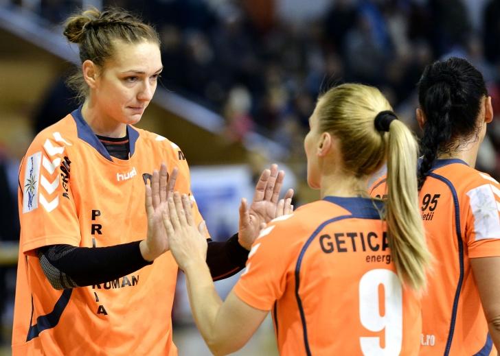 Adversari puternici pentru echipele românești de handbal în cupele europene