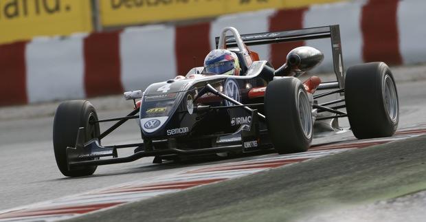 Formel 3 Euroserie 01 - Barcelona 2009