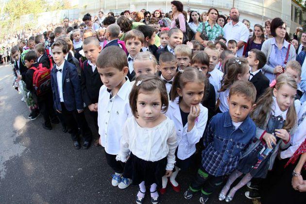 Școala Junior face înscrieri în clasa pregătitoare