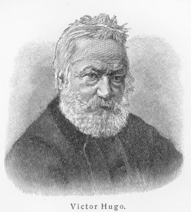 Victor Hugo a publicat primul său roman,Han din Islanda, în 1823, la numai 21 de ani