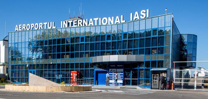 În luna martie va începe construcția unui nou terminal la Aeroportul Internațional Iași