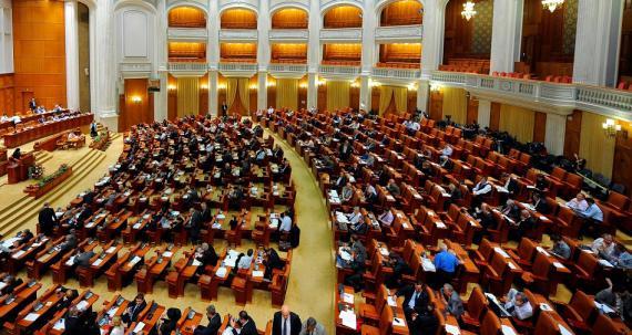 Camera Deputaţilor a adoptat legea finanţării partidelor politice şi campaniilor electorale