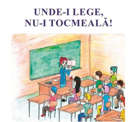 O broșură pe înțelesul copiilor