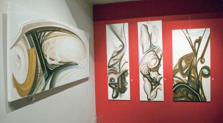 Expoziție Gabriel Grama