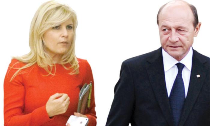 Traian Băsescu şi Elenei Udrea