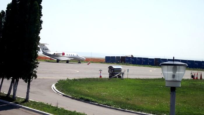 aeroportul la prefectura