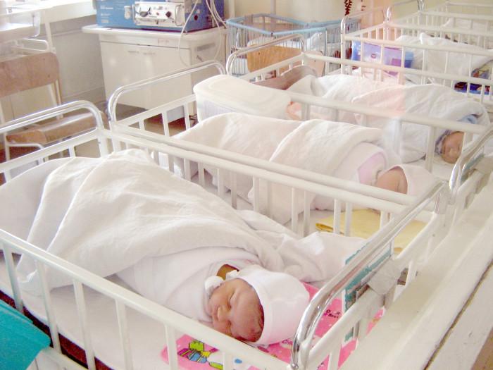 Bebeluis-maternitate