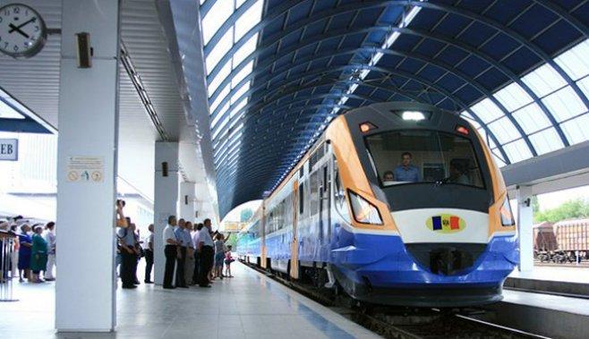 trenul iasi - chisinau