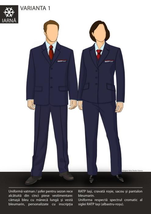 uniforma la vot